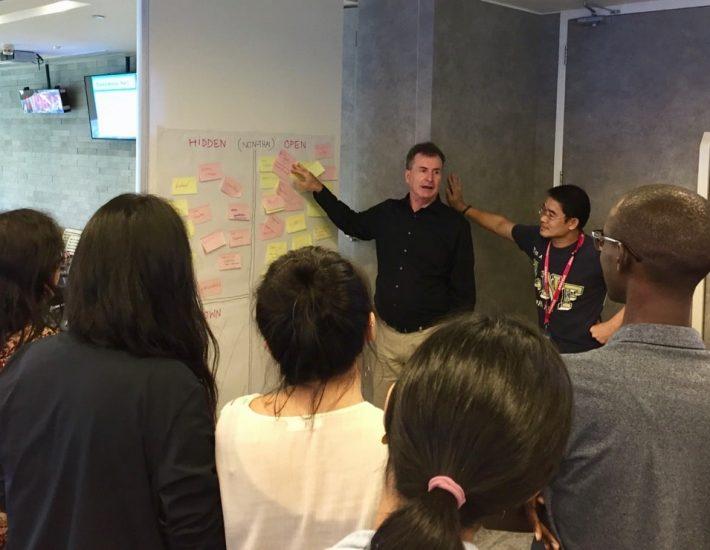 CQ Team building workshop